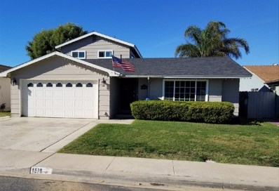 1570 Arequipa St, San Diego, CA 92154 - MLS#: 180066855