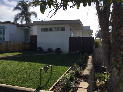 4653 Orchard Ave, San Diego, CA 92107 - MLS#: 180066985