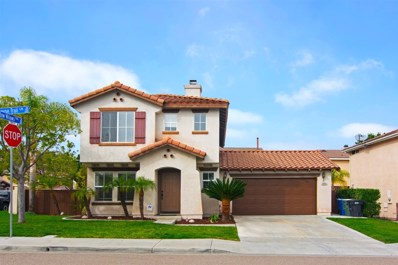 2601 Rockhouse Trail Lane, Chula Vista, CA 91915 - MLS#: 180067061