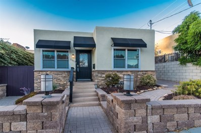 2012 Lincoln Ave, San Diego, CA 92104 - MLS#: 180067120