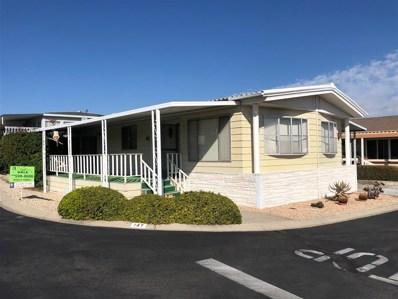 3535 Linda Vista Dr UNIT 147, San Marcos, CA 92078 - MLS#: 180067141