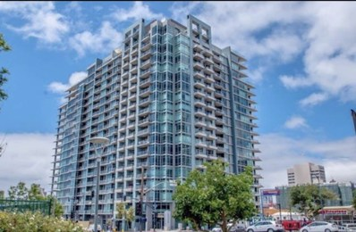 1080 Park Blvd UNIT 1406, San Diego, CA 92101 - MLS#: 180067284