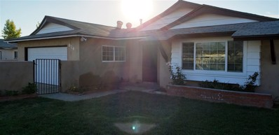 826 N 1st St., El Cajon, CA 92021 - #: 180067320