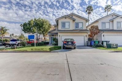 301 Sarah Court, EL Cajon, CA 92019 - MLS#: 180067382