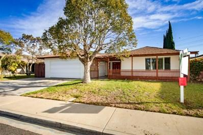 1277 Nacion Ave, Chula Vista, CA 91911 - MLS#: 180067393