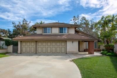 3133 Mooncrest Ct, San Marcos, CA 92078 - MLS#: 180067405