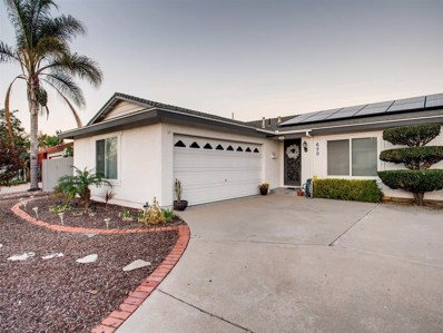 650 Mariposa Circle, Chula Vista, CA 91911 - MLS#: 180067409
