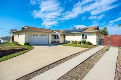 377 Nova Pl, Chula Vista, CA 91911 - MLS#: 180067435