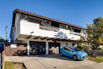 4373 35th Street UNIT 4, San Diego, CA 92104 - MLS#: 180067448
