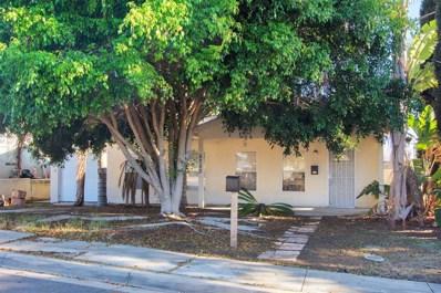 5733 Winchester St, San Diego, CA 92139 - MLS#: 180067521