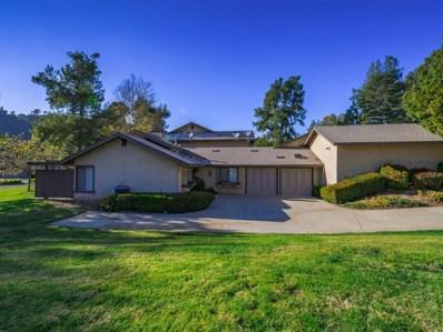 1731 Pala Lake Dr, Fallbrook, CA 92028 - MLS#: 180067534