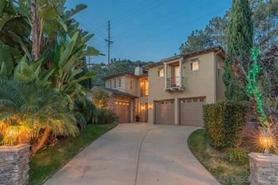 3414 Caminito Santa Fe Downs, Del Mar, CA 92014 - MLS#: 180067547