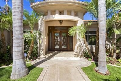 7151 Via Del Charro, Rancho Santa Fe, CA 92067 - MLS#: 180067561
