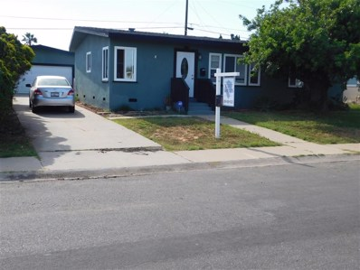 936 Harwood St, San Diego, CA 92154 - MLS#: 180067577