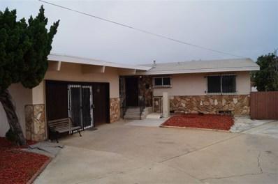 1106 57Th St, San Diego, CA 92114 - MLS#: 180067596