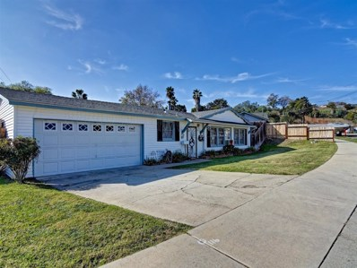 8435 Garwood Ct, Spring Valley, CA 91977 - MLS#: 180067635