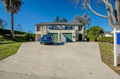 2012 Terracina Circle, Spring Valley, CA 91977 - #: 180067690