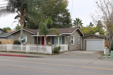 825 N Fig St., Escondido, CA 92026 - MLS#: 180067872