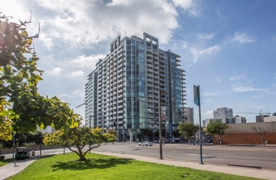 1080 Park Blvd UNIT 416, San Diego, CA 92101 - MLS#: 180067945