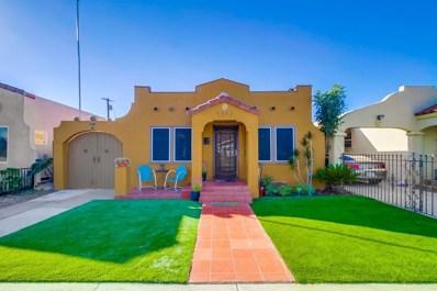 4352 Bancroft, San Diego, CA 92104 - #: 180068070