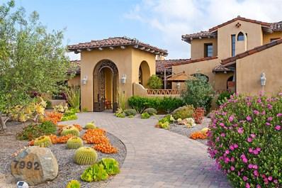 7992 Villas, San Diego, CA 92127 - MLS#: 180068260