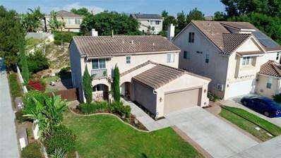 1361 Old Janal Ranch Rd, Chula Vista, CA 91915 - MLS#: 180068292