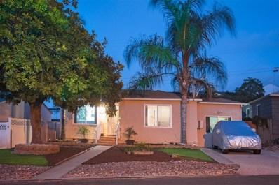 4221 Lois Street, La Mesa, CA 91941 - MLS#: 180068371