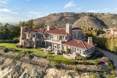 8165 La Milla, Rancho Santa Fe, CA 92067 - MLS#: 180068372