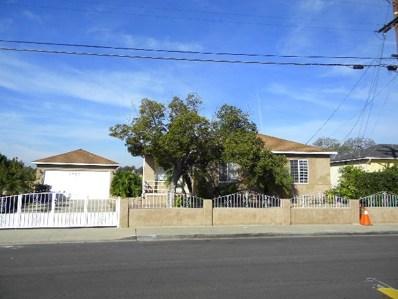 1750 Rowan St, San Diego, CA 92105 - MLS#: 180068415