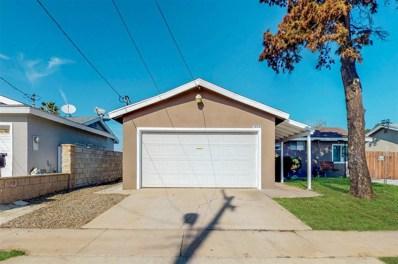 7808 Bloomfield, San Diego, CA 92114 - MLS#: 180068416