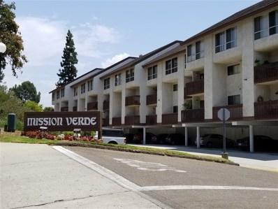 6131 Rancho Mission Road UNIT 311, San Diego, CA 92108 - #: 180068456