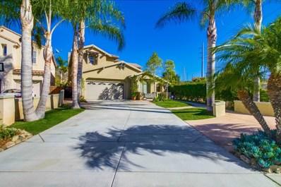 1700 Weatherwood Ct, San Marcos, CA 92078 - MLS#: 180068479