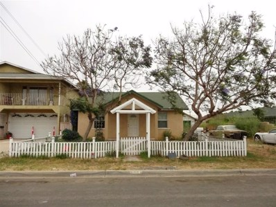 1634 Evergreen Ave, San Diego, CA 92154 - MLS#: 180068614