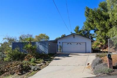 3810 Costa Bella Drive, La Mesa, CA 91941 - MLS#: 180068643