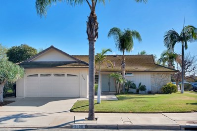 5606 Birkdale Way, San Diego, CA 92117 - MLS#: 180068663
