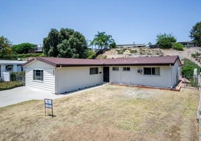 7980 Pat St, La Mesa, CA 91942 - MLS#: 180068757