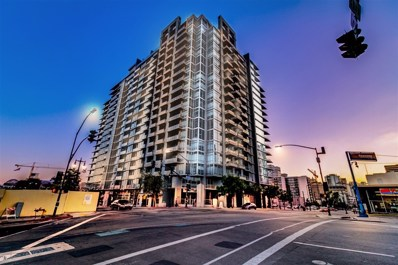 1080 Park Blvd UNIT 615, San Diego, CA 92101 - MLS#: 190000078