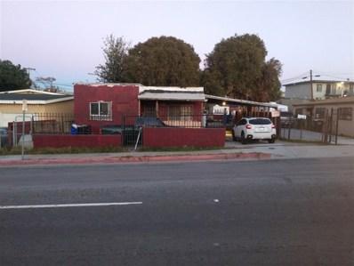 185 Euclid Avenue, San Diego, CA 92114 - MLS#: 190000138