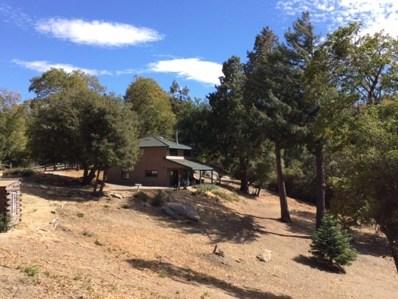 33462 Conifer Road, Palomar Mountain, CA 92060 - MLS#: 190000170