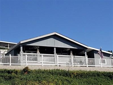 9500 Harritt Rd UNIT 173, Lakeside, CA 92040 - MLS#: 190000180