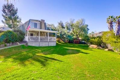 2425 Ocean View Pl, El Cajon, CA 92021 - MLS#: 190000323