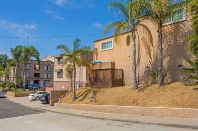 5760 Riley St UNIT 4, San Diego, CA 92110 - MLS#: 190000374