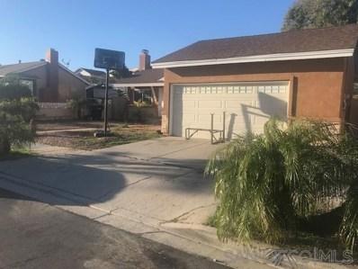 6262 Chadwick Avenue, San Diego, CA 92139 - MLS#: 190000527
