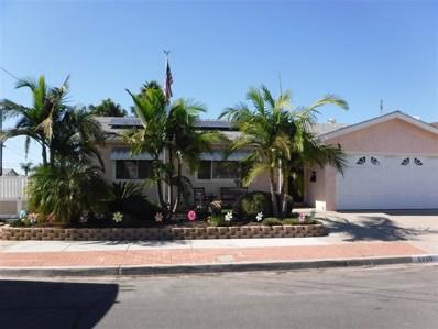 6850 Lanewood Court, San Diego, CA 92111 - MLS#: 190000635