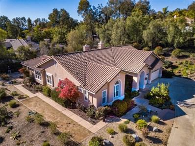 2497 Saffron Glen, Escondido, CA 92029 - MLS#: 190000674