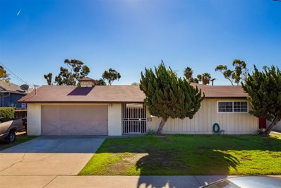 114 Sierra Way, Chula Vista, CA 91911 - #: 190000679