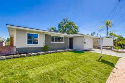 5139 Ewing St, San diego, CA 92115 - #: 190000789