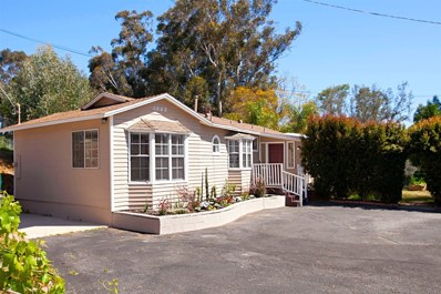 1052 Metcalf Street, Escondido, CA 92026 - MLS#: 190000802