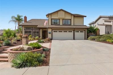 14802 Oakline Road, Poway, CA 92064 - MLS#: 190000927