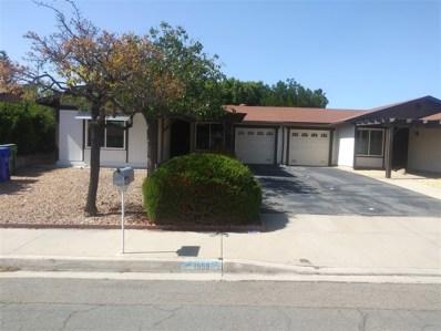 1559 Peacock Blvd, Oceanside, CA 92056 - MLS#: 190000963